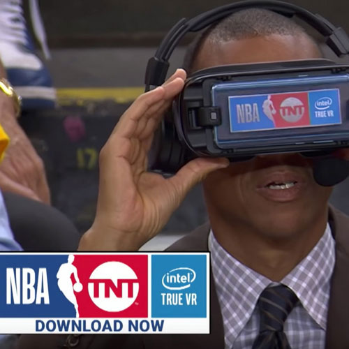 NBA on TNT VR